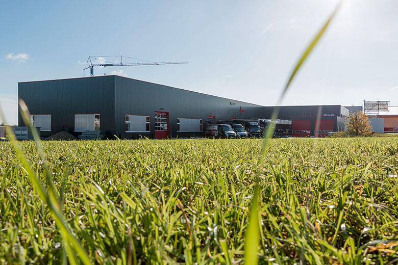 Mayer GmbH, Laichingen –Aktuelles, Wir vergrößern unser Werk