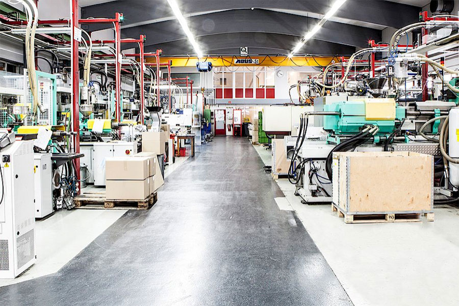 Mayer GmbH, Laichingen –Leistungen, Kunststofftechnik, Spritzguss