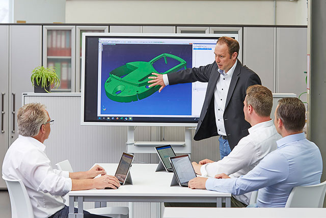 Mayer GmbH, Laichingen –Leistungen, Beratung