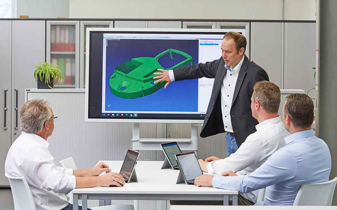 Mayer GmbH, Laichingen –Beratung